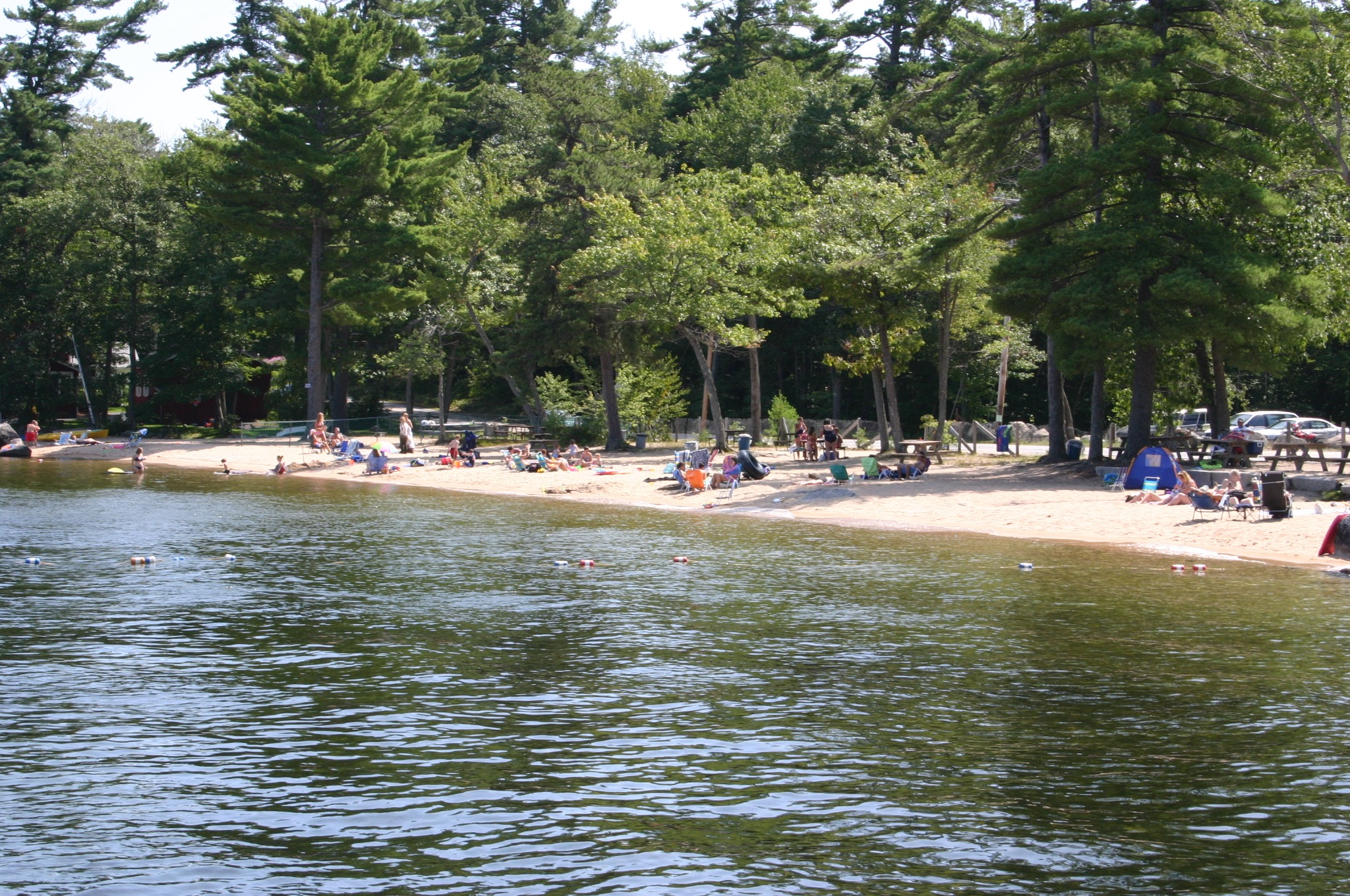 Lakeside Beach